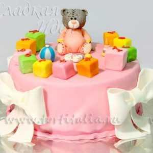 Детский торт Мой мишка