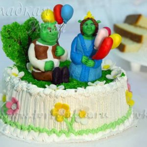 Детский торт 00407