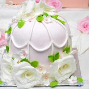 Торт на свадьбу 004109