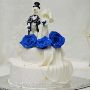 Свадебный торт 004112