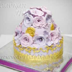 Свадебный торт 004127