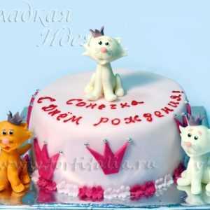 Детский торт 004136