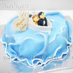 Свадебный торт 004139