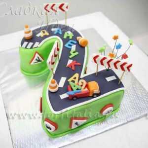 Торт 2 года