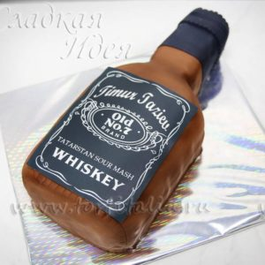 Торт Виски