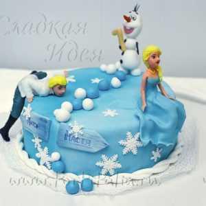 Детский торт 004231
