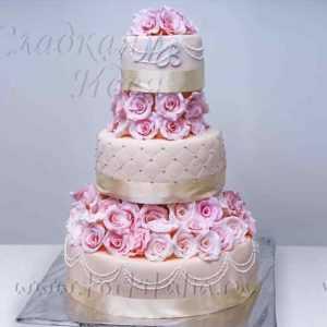 Свадебный торт 004232