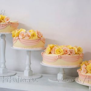 Свадебный торт 004244