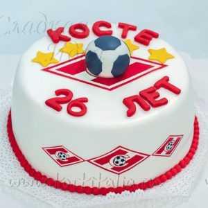 Торт на заказ 004261