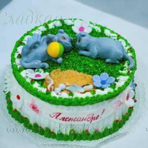 """Торт """"Британские коты"""""""
