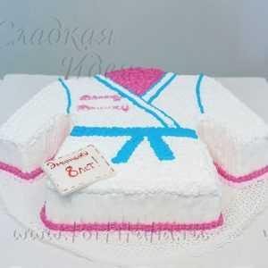 Торт Кимоно