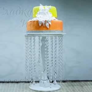 Свадебный торт 004321