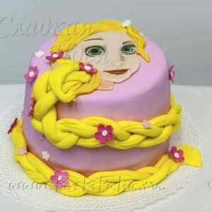 Торт детский Златовласка
