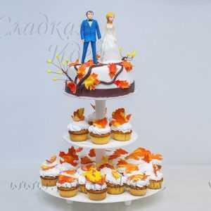 Свадебный торт 007035