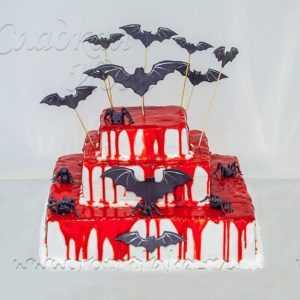 Торт на Хеллоуин: 007129