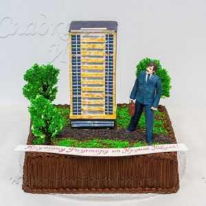 Торт Риелтор