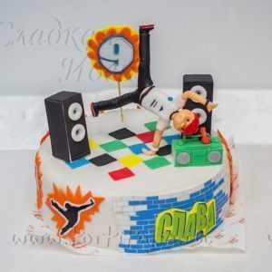 Торт Танцор