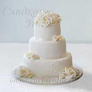 Свадебный торт 007171