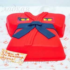 Торт Красное кимоно