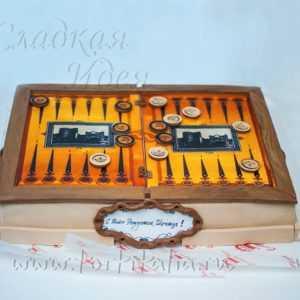 Торт Нарды