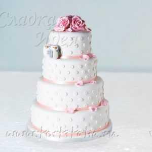 Свадебный торт 007249