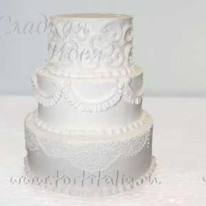 Торт на свадьбу 007176