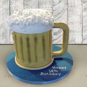 Кружка пива