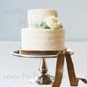Торт для свадьбы 007280
