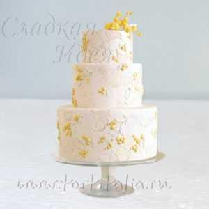 Торт на свадьбу 007278