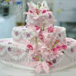 Свадебный торт 004087