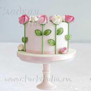 Свадебный торт 007353