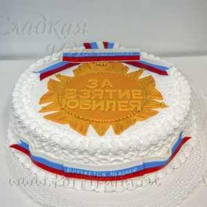 Торт Орден