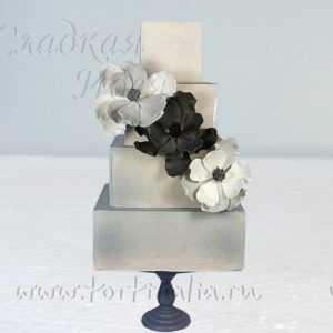 Свадебный торт 007356