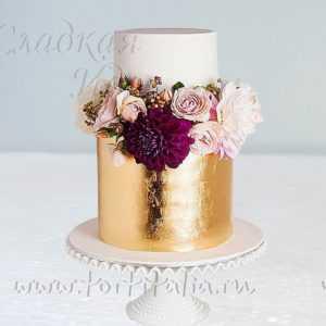 Свадебный торт 007351
