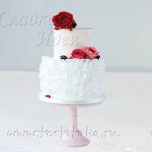 Свадебный торт 007252