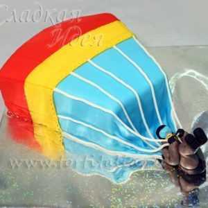 Торт Парашютист