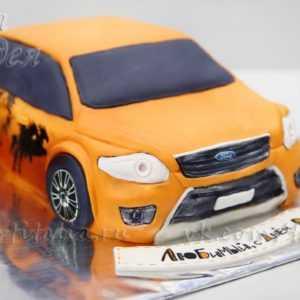 Торт машина Форд