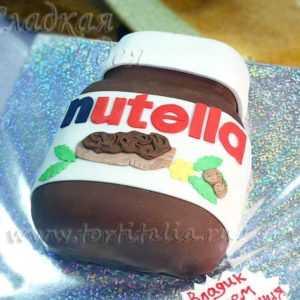 Торт на Шоколадная паста