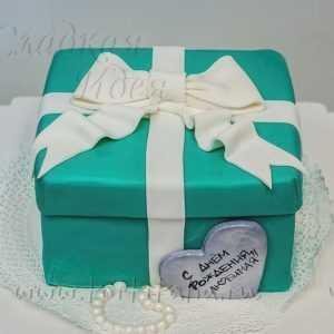 Торт на заказ Подарок