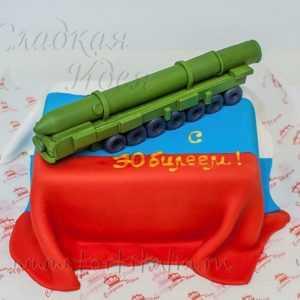 Торт Тополь М