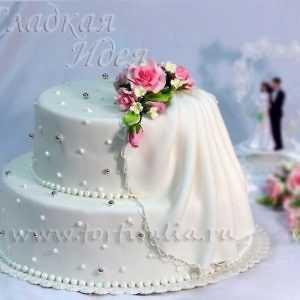 Свадебный торт 001641