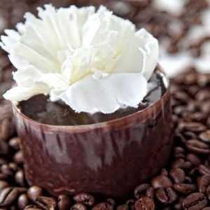 Йогуртовый десерт Каппучино